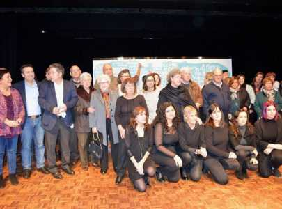 A Pontevedra sindicalista, obreira e agrarista e as súas vítimas silenciadas foron homenaxeadas no Teatro Principal