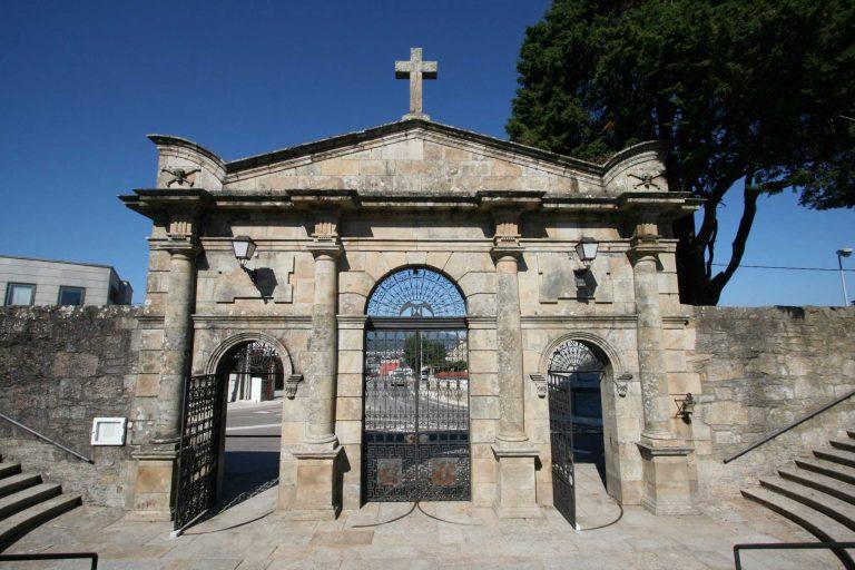 Cemiterio de San Amaro