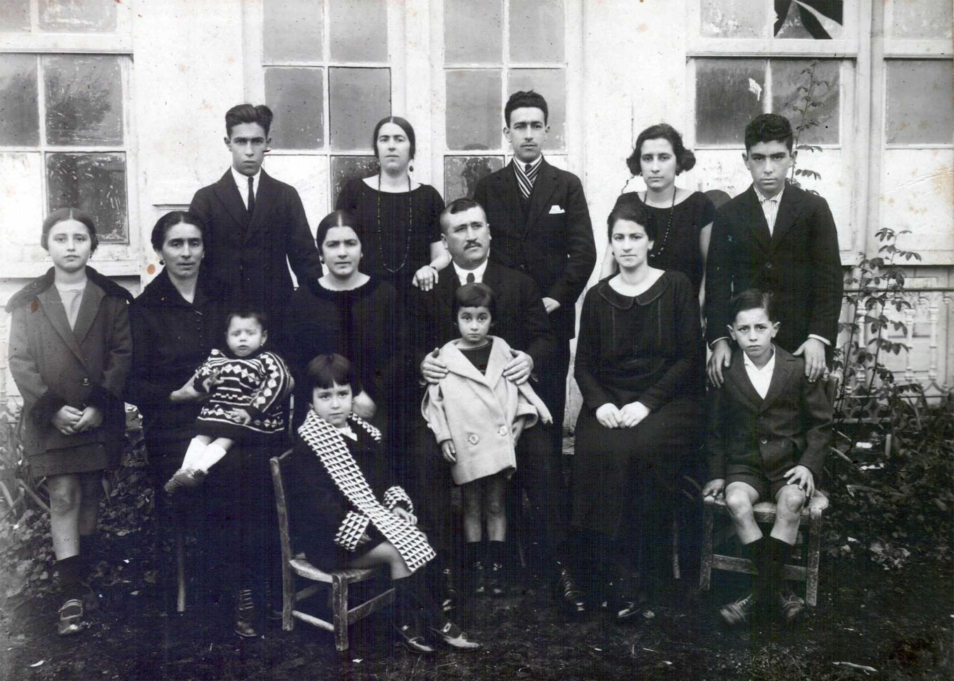 Familia Adrio Sobrido
