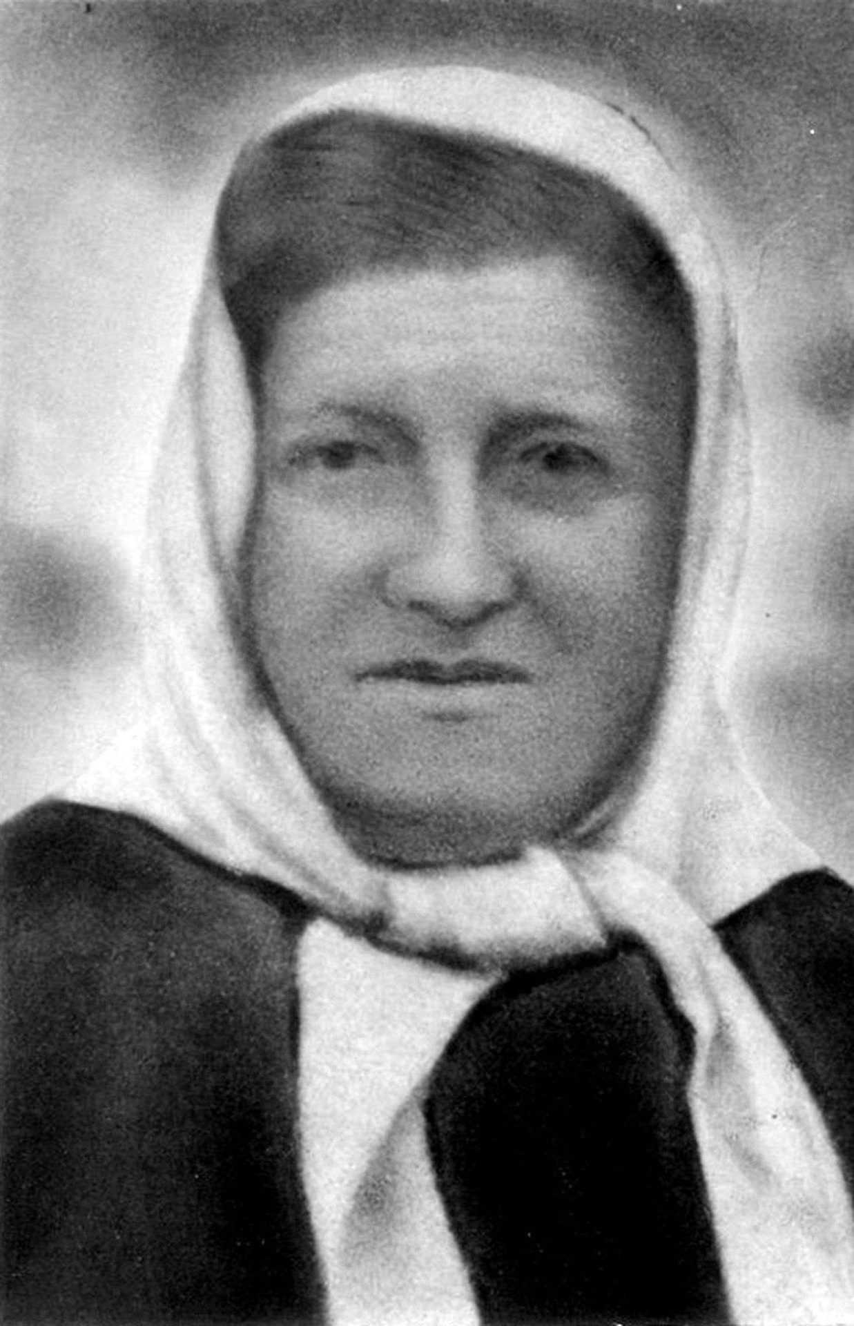 Josefa Lorenzo, nai de Aurelio casado con Isolina