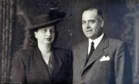 Nieves Adrio e Manuel Gamallo