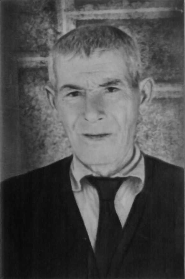 Ricardo Torres, pai de Aurelio, casado con Isolina