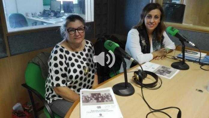 Onda Cero. Facemos memoria en Mourente con Montse Fajardo e María Lores
