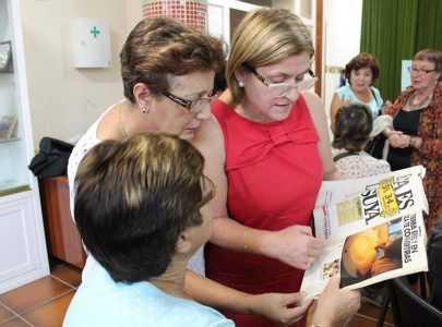 A memoria das traballadoras da Pontesa volve á fábrica