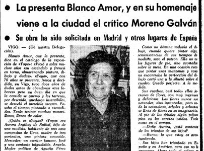 Nova sobre Aurora Argibay Iglesias