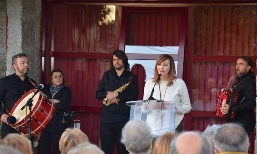 Homenaxe ás persoas represaliadas de Mourente