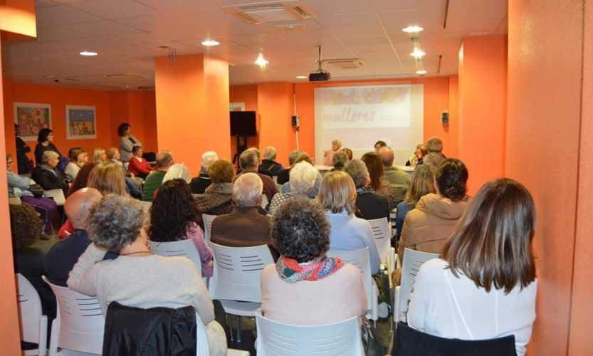 Acto 'Mulleres e compromiso político e social' en Pontevedra