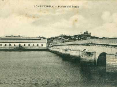 Postal da Ponte do Burgo
