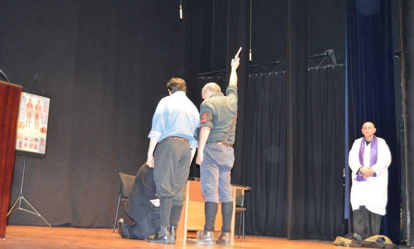 Homenaxe á escola represaliada polo franquismo