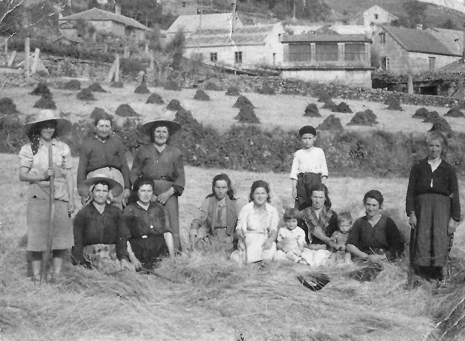 Temática do mes: Traballadoras da terra