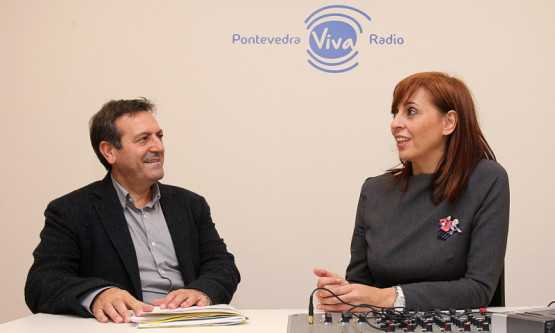 Pontevedra Viva Radio. Do gris ao violeta #16