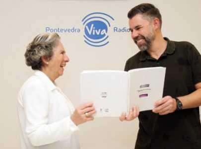 Pontevedra Viva Radio: Do gris ao violeta #19: Alexandre Bóveda e Amalia Álvarez