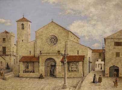 Igrexa de San Bartolome o Vello