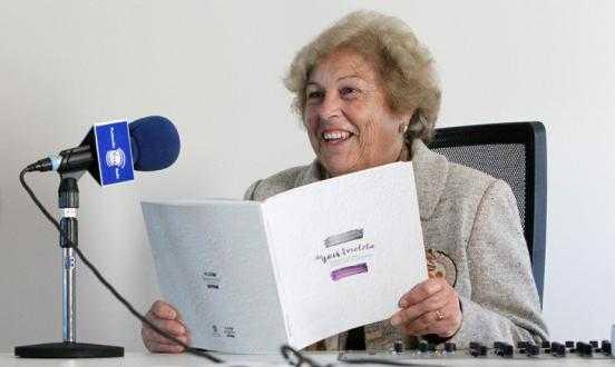 Pontevedra Viva Radio. Do gris ao violeta #17: Lita Ramírez