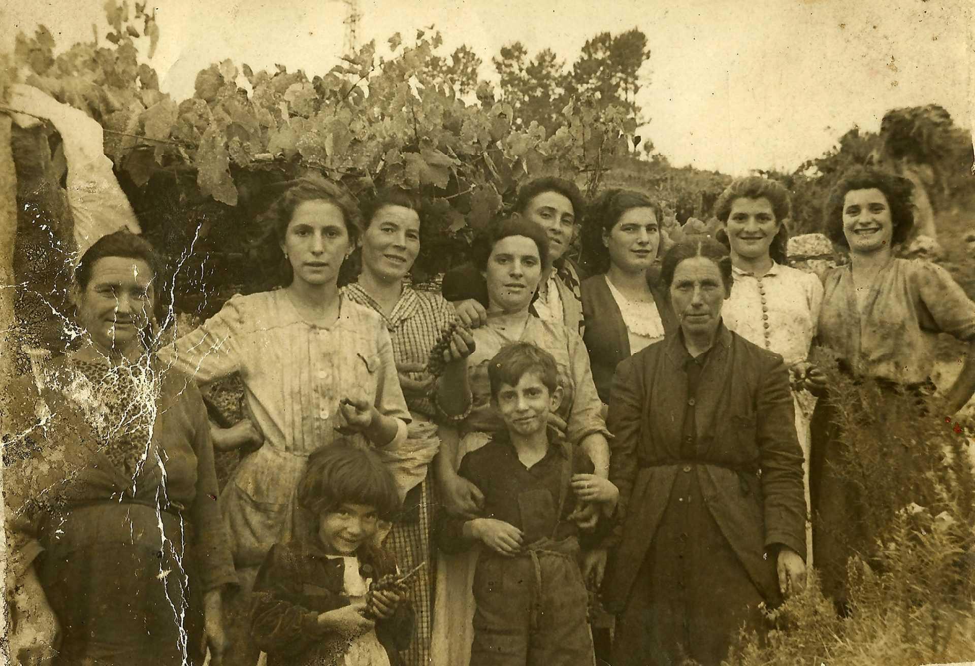Grupo de Santa María de Xeve