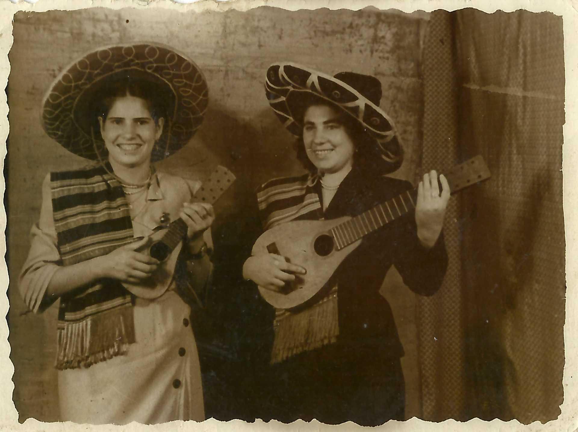 Elvira Tobío Magdalena e Aurora a de Segundina