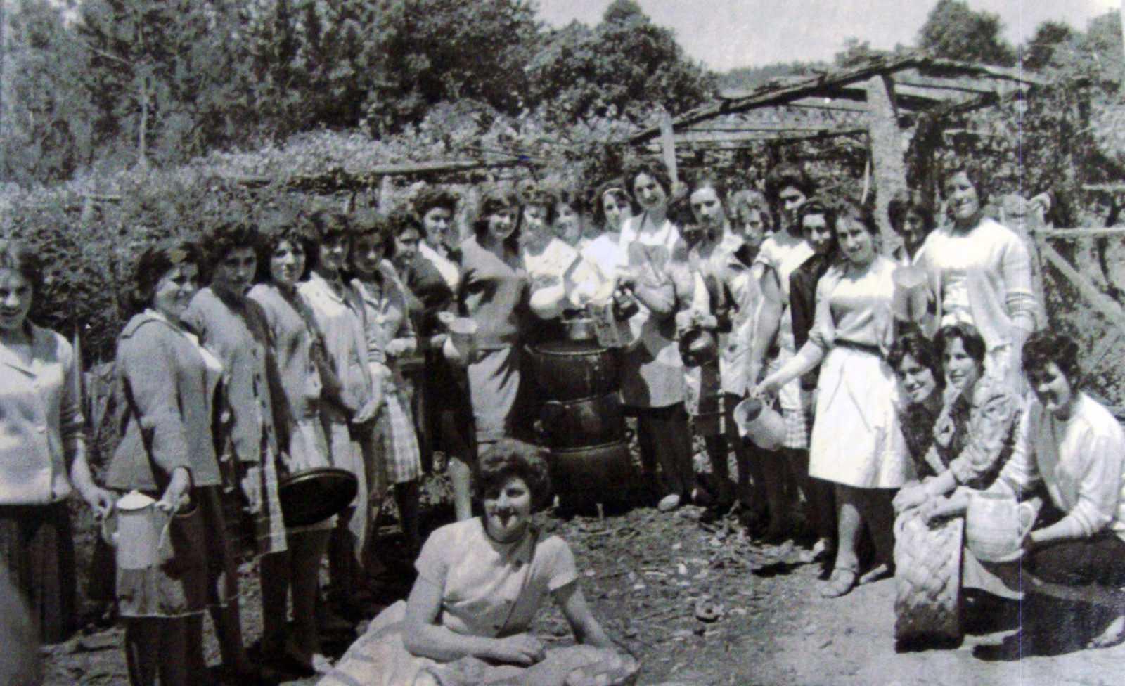 Catequistas de Santa María de Xeve