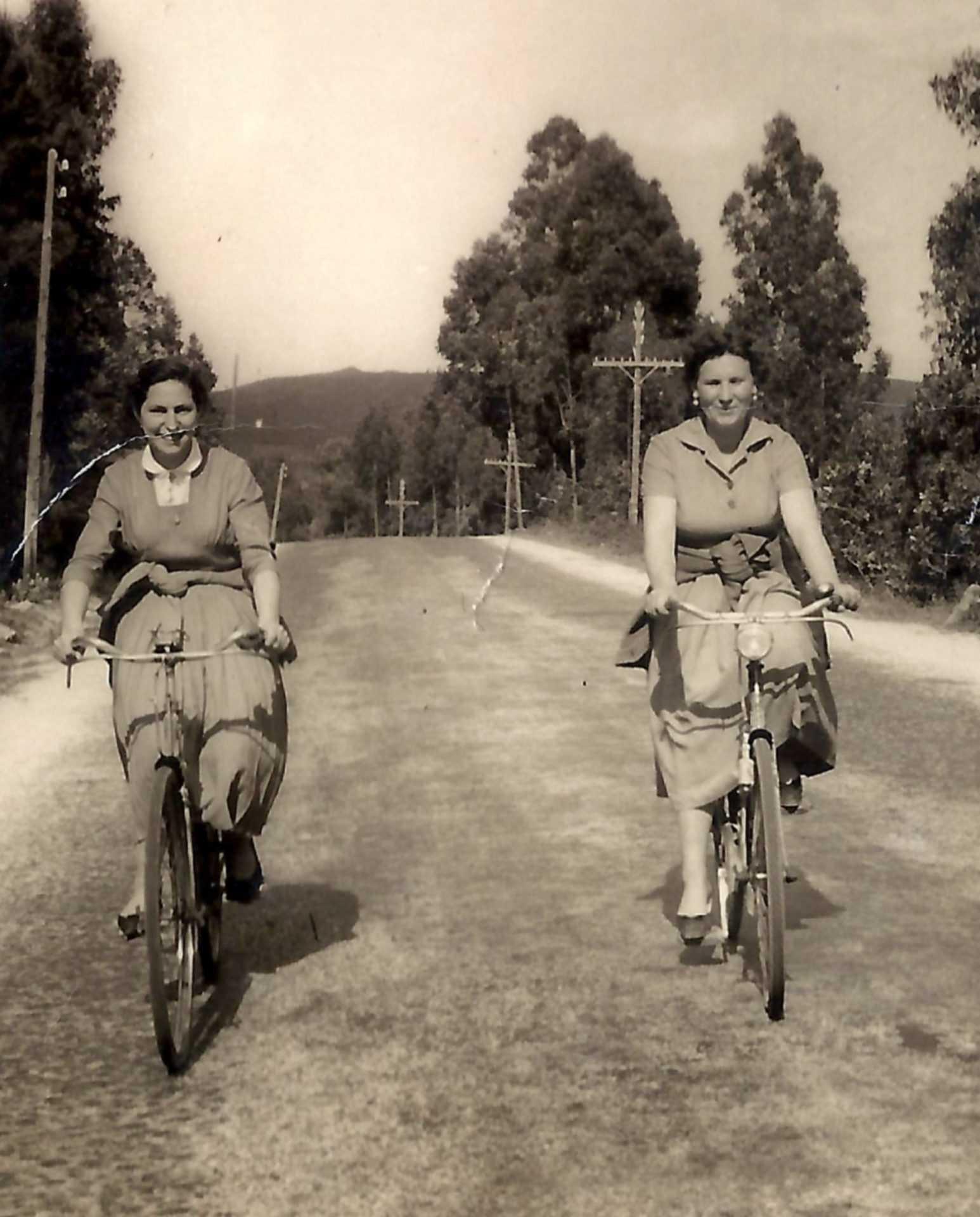 De Santa María de Xeve a Pontevedra en bicicleta