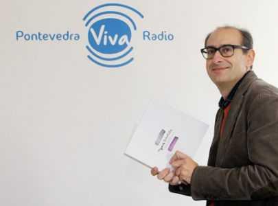 Ramon Rozas en Pontevedra Viva Radio
