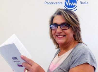Regina Filgueira en Pontevedra Viva Radio