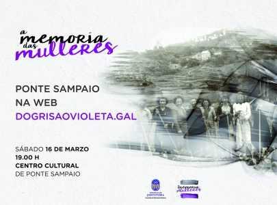 Ponte Sampaio na web dogrisaovioleta.gal