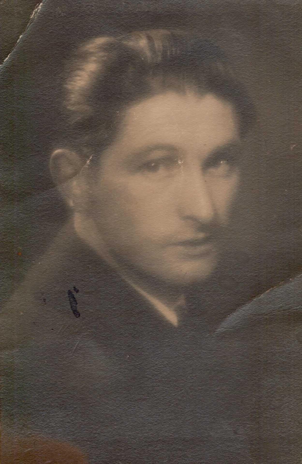 Manuel Mouriño Puga, home de Olivia