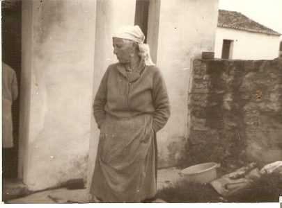 Emilia Carril, a Lamboira