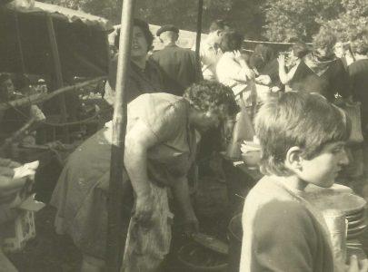 PO CEC 0023 Ambiente de feira coa pulperia Fidel