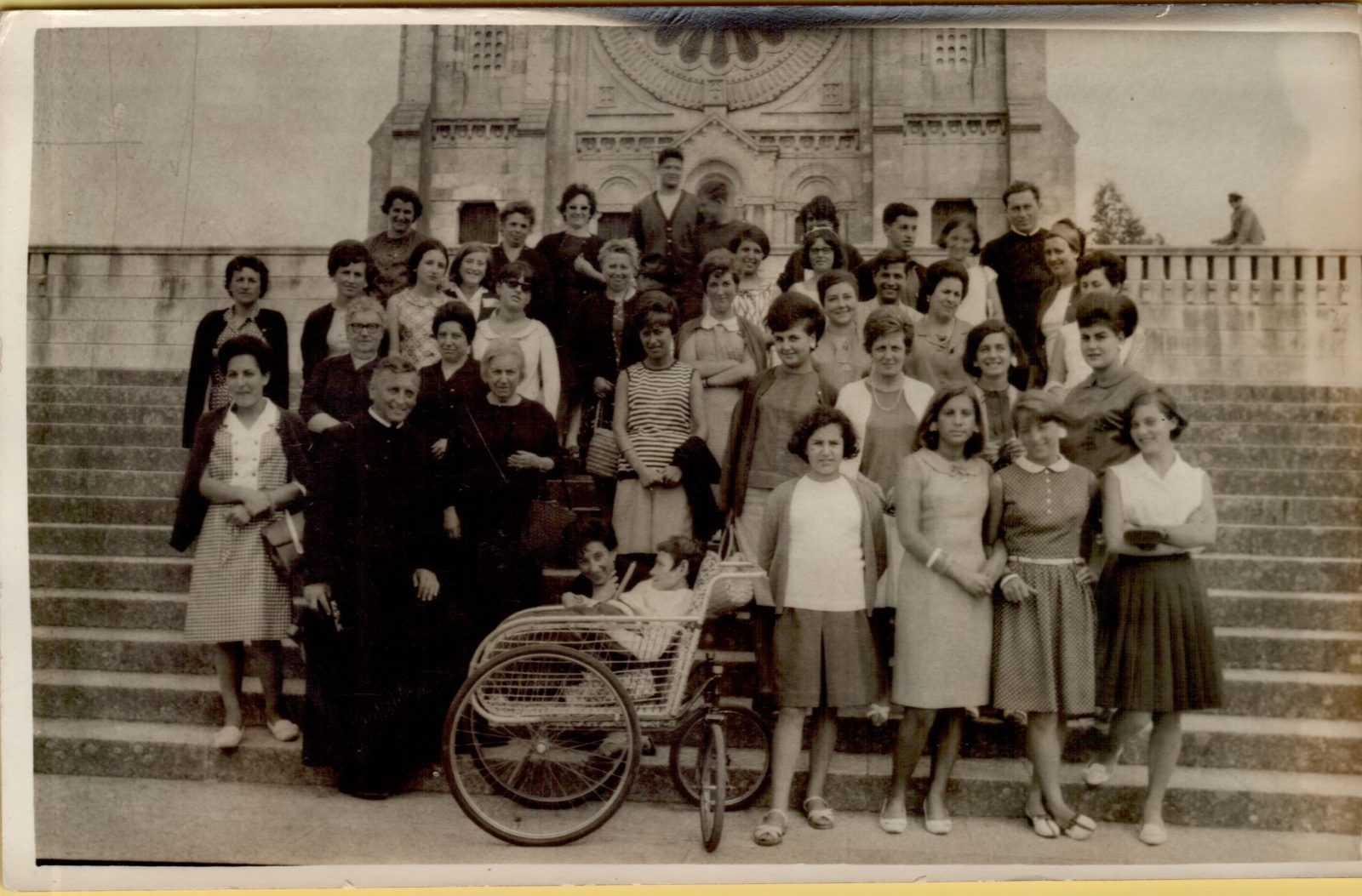 Alumnas do taller de Rita Sobrido