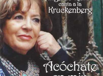 Disco de Ángeles Ruibal