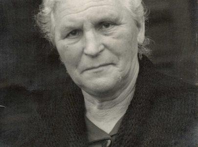 Josefina Magdalena, a Recacha