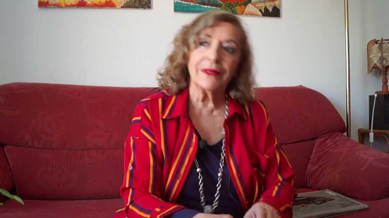 Ángeles Ruibal, unha vida dedicada á música