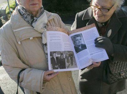 Margarita Caballero e Manuela Gómez Lodeiro